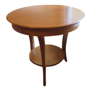 A. Rudin Side Table For Sale