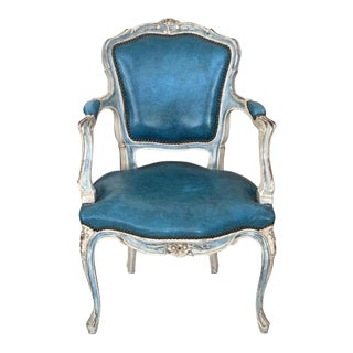 French Country Pasargad Side Chair For Sale