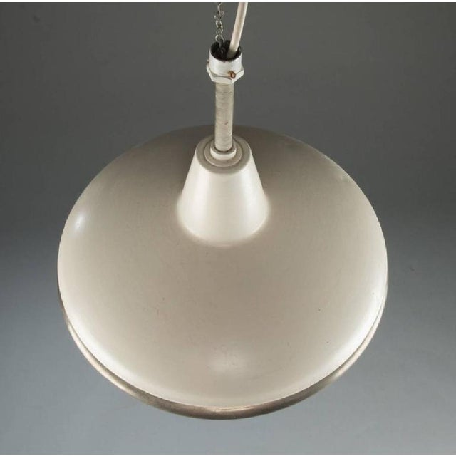 Modern Sistrah Hanging Lamp by Otto Müller, 1931 For Sale - Image 3 of 6