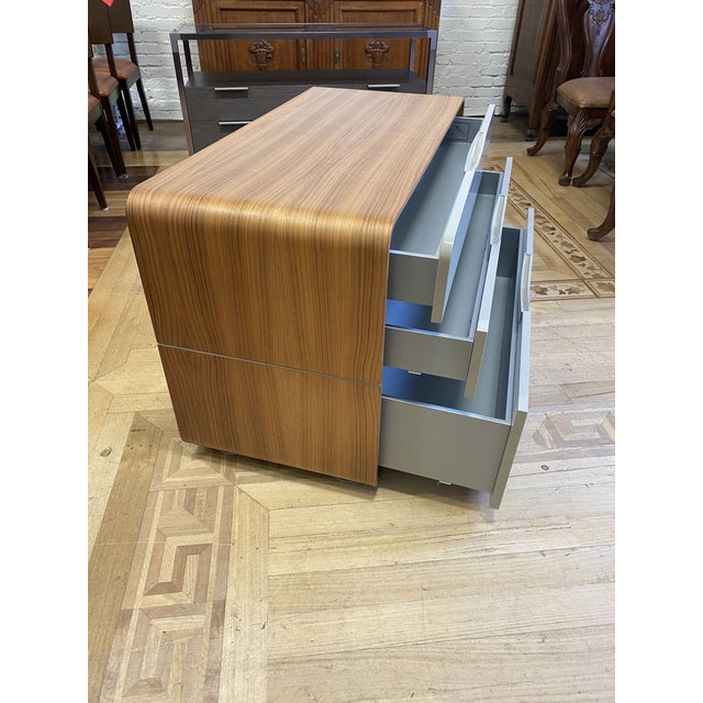 2010s Ligne Roset Peter Maly Cemia 3 Drawer Dresser For Sale - Image 5 of 10