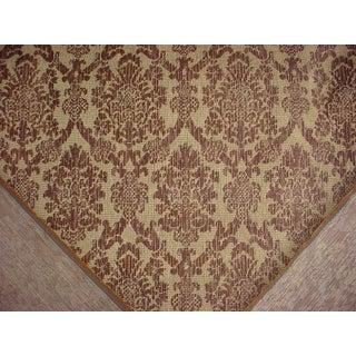 Kravet Lee Jofa Verony Floral Damask Velvet Upholstery Fabric - 6.25 Yards Preview