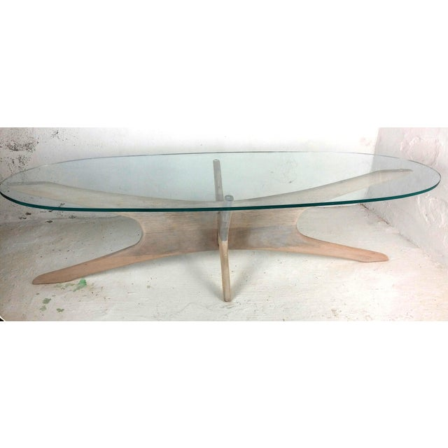 Mid-Century Adrian Pearsall Coffee Table - Image 5 of 10