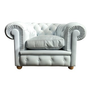 Poltrona Frau Chester One Leather Club Chair