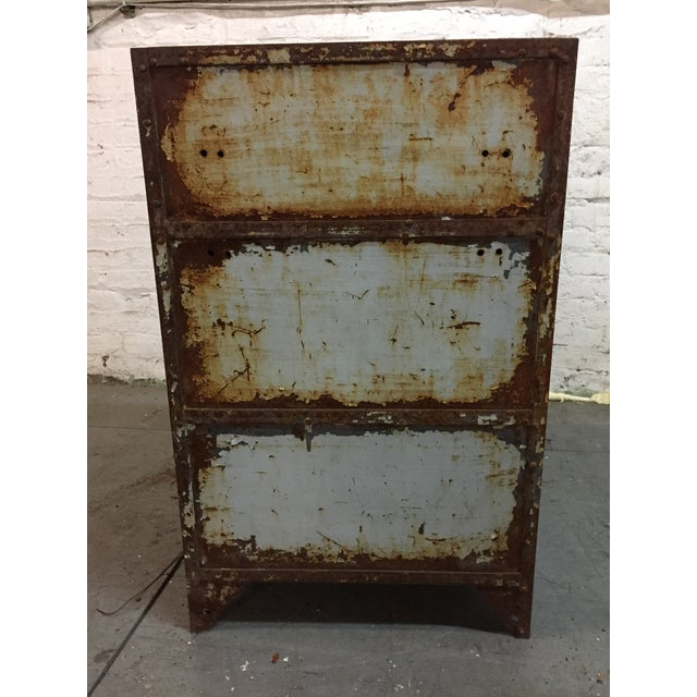 Iron cabinet For Sale - Image 4 of 6