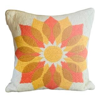 Vintage Jonathan Adler Bargello Pillow For Sale
