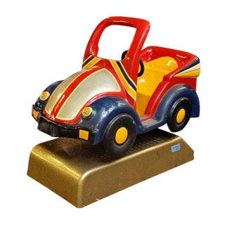 Love Buggie Coin Operated Kiddie Ride For Sale