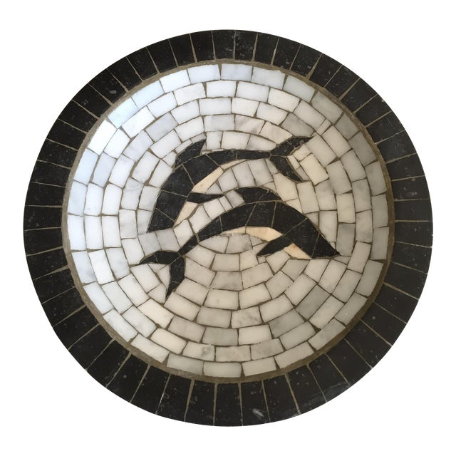 Danish Heide Mosaic Bowl - Image 1 of 5