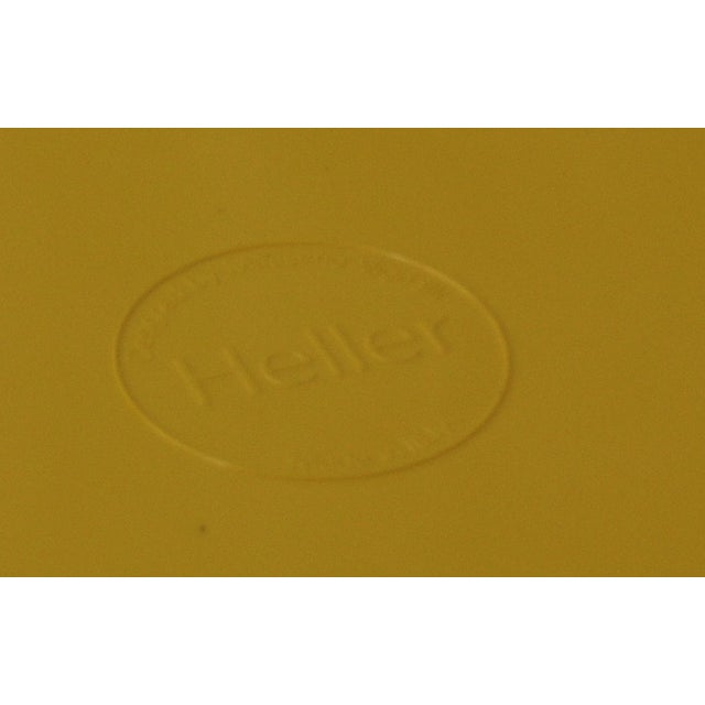 Massimo Vignelli for Heller Tray in Yellow - Image 4 of 5