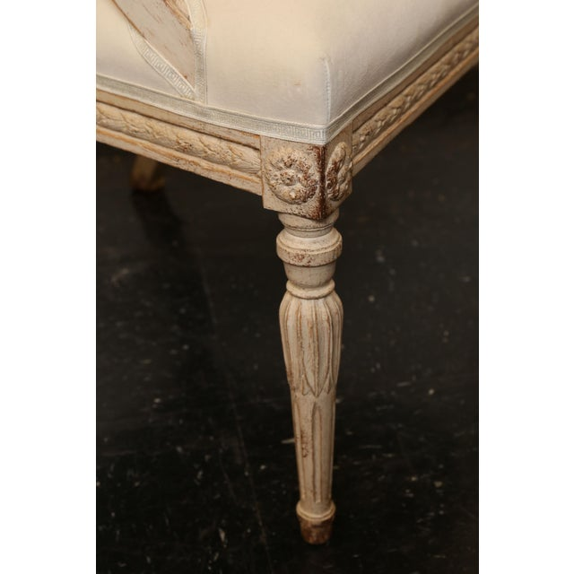 Pair of 19th Century Gustavian Barrel Back Chairs - Image 6 of 10