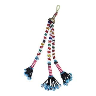 Afghani Beaded Tassel