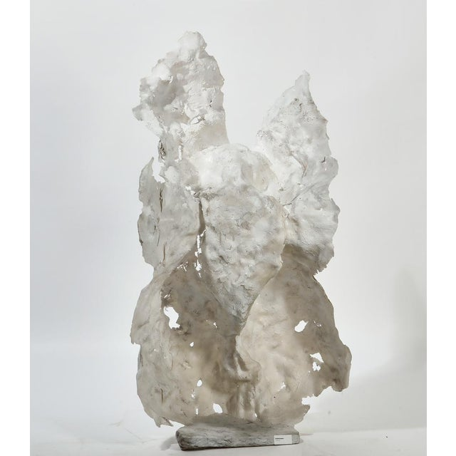 This listing is for a very large mid century sculpture. The sculpture depicts an abstract form of. a human body. This...