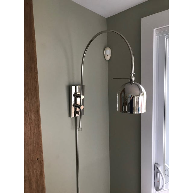 Regina Andrew Curved Wall Sconce For Sale - Image 4 of 5