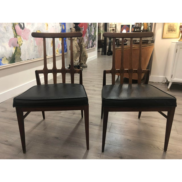 Pair of Harvey Probber Chairs For Sale - Image 11 of 11