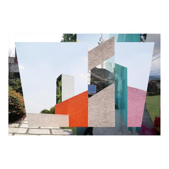 'Barragan' Montage Photograph Art For Sale