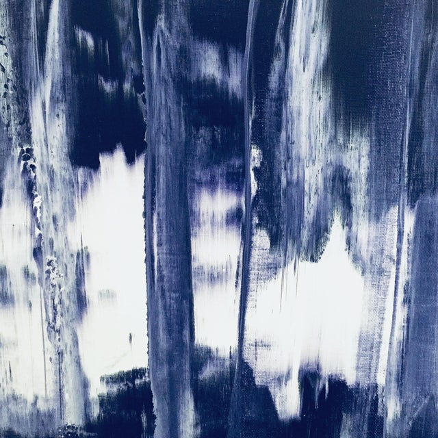 Abstract Contemporary Abstract Painting #60 by Michael a McCullough For Sale - Image 3 of 4