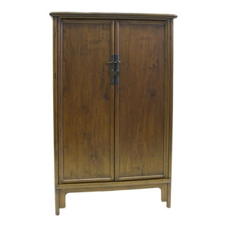 19th Century Tapered Cabinet For Sale