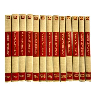 1990s Encyclopedias 13 Volumes - Set of 13 For Sale