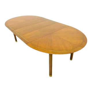 Michael Taylor for Baker Dining Table For Sale