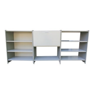 Gispen 5600 Series Modular Storage Designed by a.r. Cordemeijer For Sale