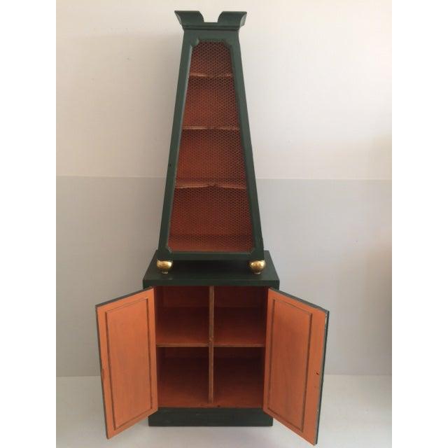 Dunbar Furniture Dunbar Obelisk Form Etagere For Sale - Image 4 of 11