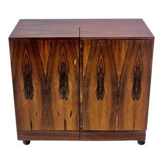 Scandinavian Modern Bar Cabinet Designed by Torbjorn Afdal For Sale