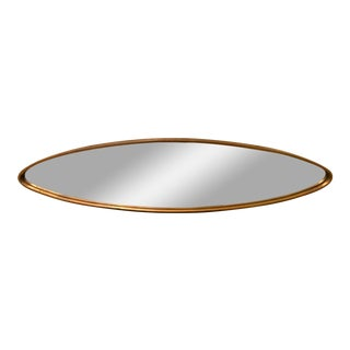 Uttermost Brand Modern Oval Mirror For Sale