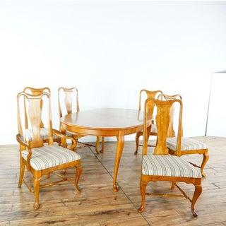 Queen Anne Bernhardt Dining Set - 7 Pieces Preview