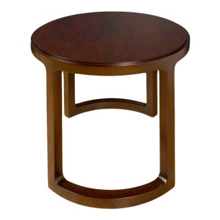 1950s E. Wormley for Dunbar Mid-Century Modern End Table For Sale