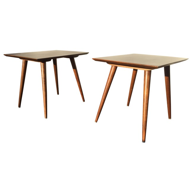 Paul McCobb Side Tables - A Pair - Image 1 of 10