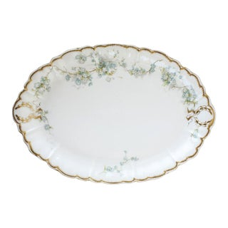 Haviland Limoges Schleiger Platter For Sale