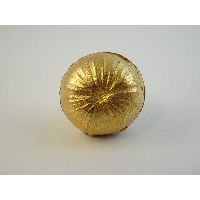 Vintage Gold Fig Pill Case - Image 11 of 11