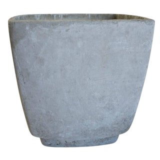 French Modern Square Planters For Sale