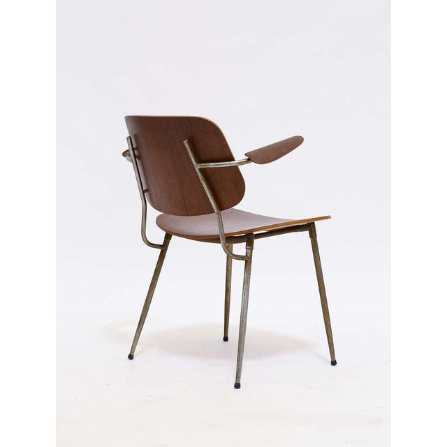 Armchair by Borge Mogensen For Sale - Image 9 of 10