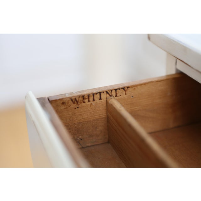 Shabby Chic Vintage Whitney Solid Wood Desk - Image 8 of 11