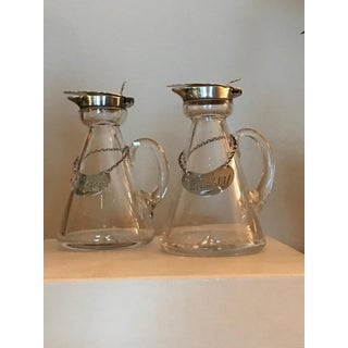 Early 1900s Mini Whiskey Jugs - A Pair Preview