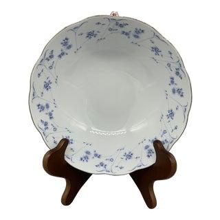 Premiere China Blue Dawn Serving Bowl For Sale