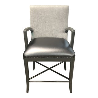 Century Furniture Counter Barstool For Sale