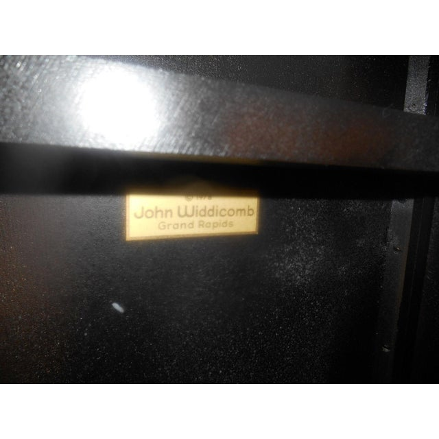 John Widdicomb Chinoiserie Console Table For Sale - Image 10 of 13