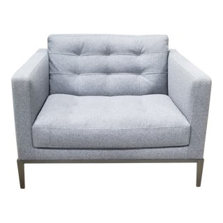 Modern AC Lounge Chair For Sale