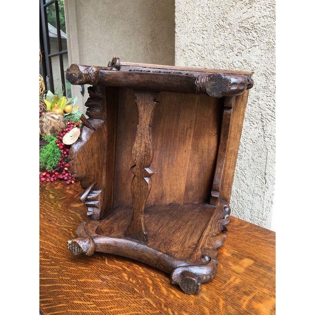 Direct from England, this antique altar stand is from our most recent container, we have several outstanding religious...