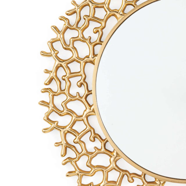Cora Mirror For Sale - Image 4 of 5