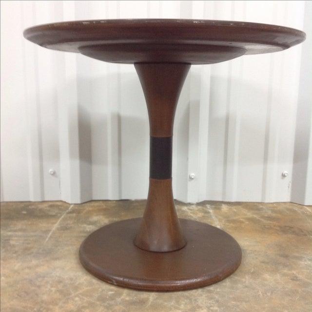 Kipp Stewart for Drexel Tulip Style Table - Image 3 of 4