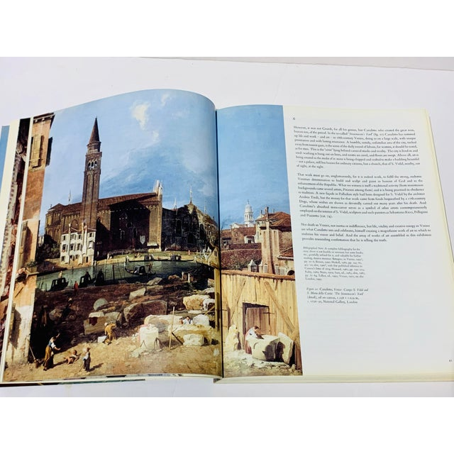 The Glory of Venice Art in the Eighteenth Century Large Format Art Book For Sale - Image 11 of 12