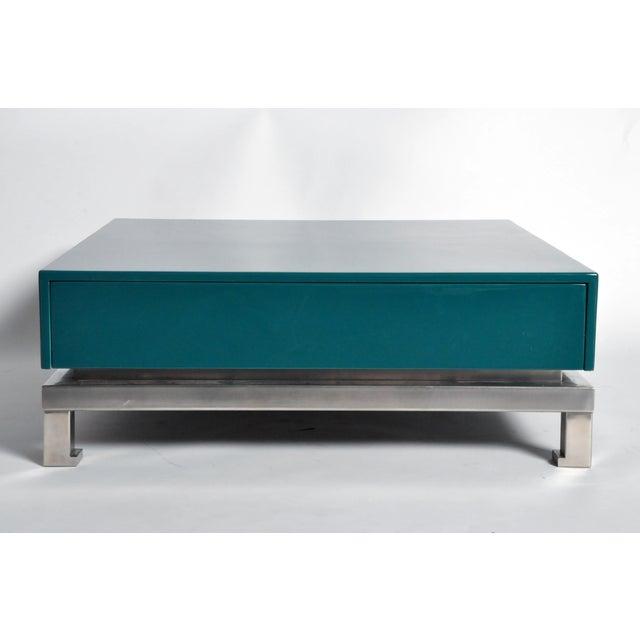 Mid-Century Modern Table Bases by Guy Lefevre for Maison Jansen For Sale - Image 3 of 11