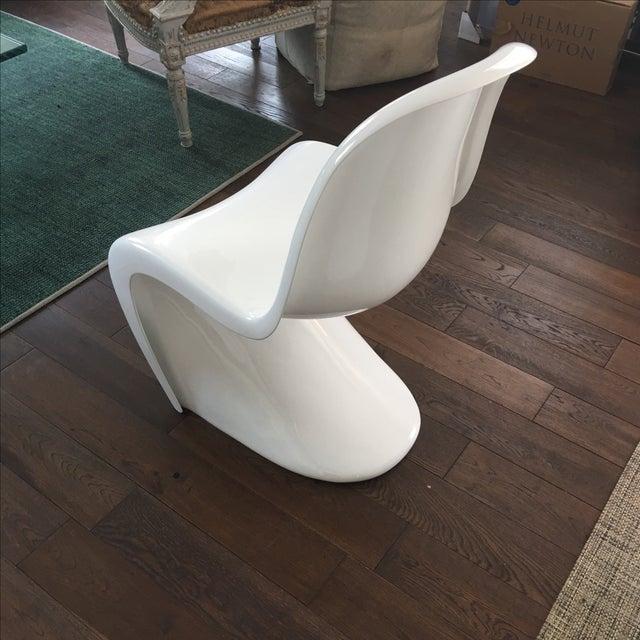 Panton S Chair Fiberglass Replica - Image 4 of 4