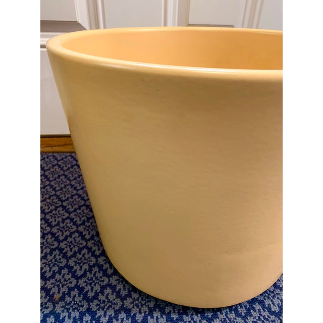 Gainey Pottery Mid-Century Gainey Style Pottery Planter For Sale - Image 4 of 10