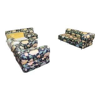 Harvey Probber 11 Piece Cubo Modular Sofa