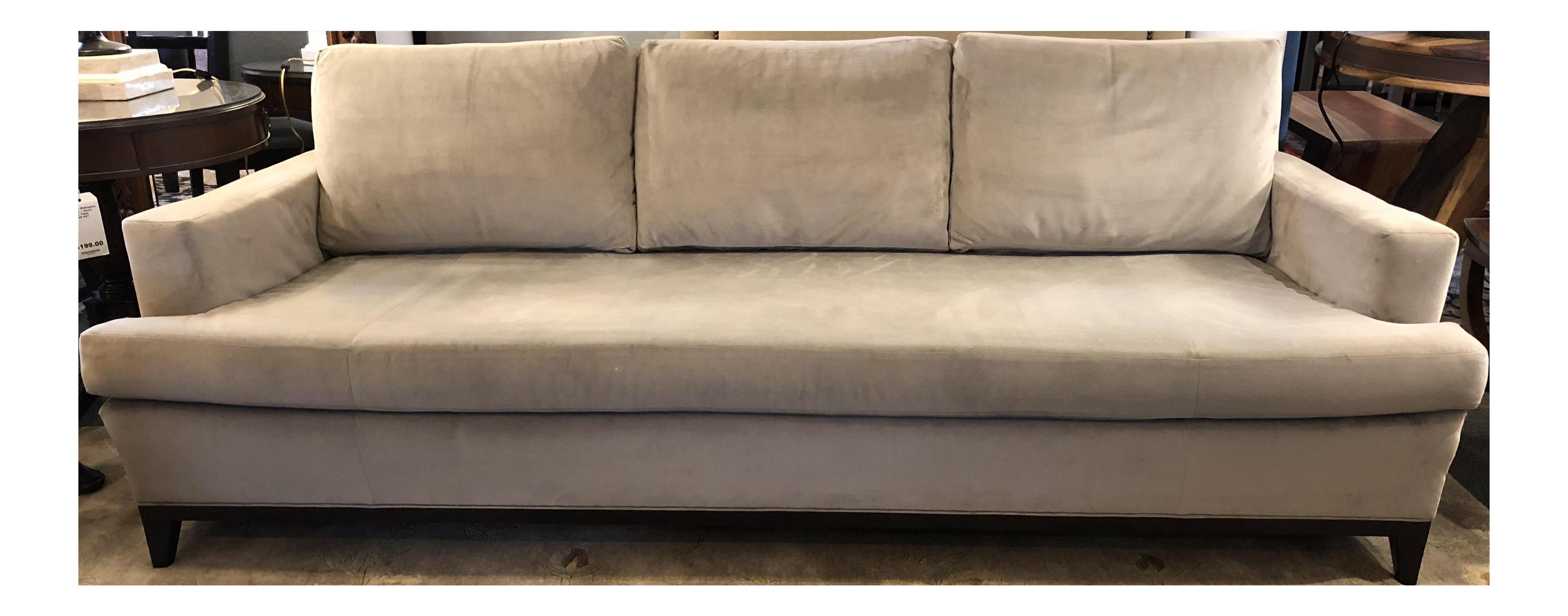 Hickory Chair Custom Sofa