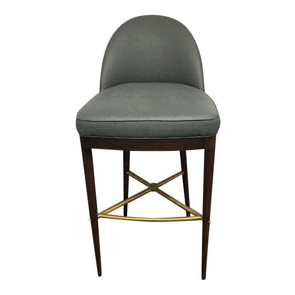 Hickory Chair Laurent Bar Stool - Image 1 of 7