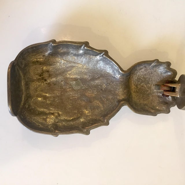 Brass Pineapple Door Knocker For Sale In Richmond - Image 6 of 7
